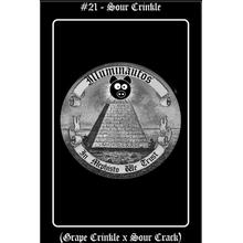 Sour Crinkle от 2090 руб. | Alfaseeds.com